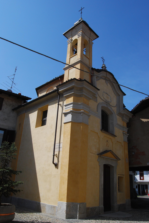Restauro chiesa di santa maria monica botta - Monica botta ...
