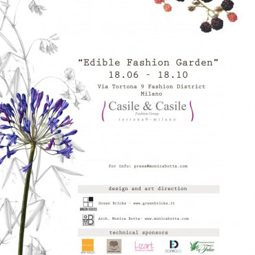 EDIBLE FASHION GARDEN