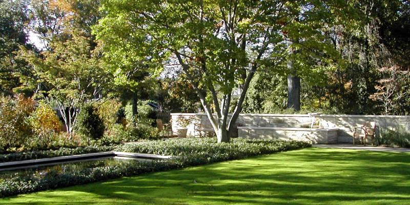 healing garden_ The Elisabeth & Nona Evans Restorative Garden_ Cleveland_UK_ Design by Dirtworks_photo by ASLA web site