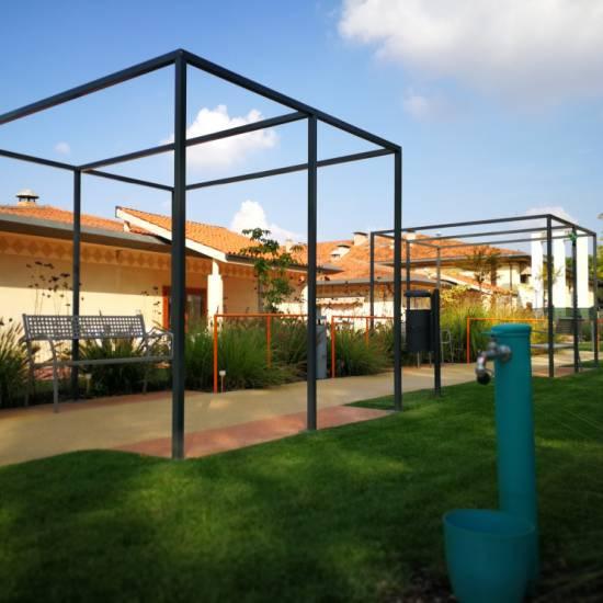 I benefici di un healig garden tutto italiano