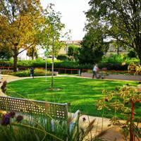 Menzione Speciale per un giardino terapeutico
