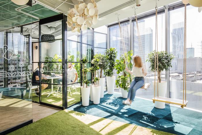Può la natura incrementare il benessere delle aziende (e dei luoghi di lavoro)?